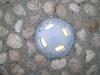 pavimenti in ciottoli:particolare
