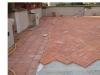 pavimenti in cotto:Posa cotto su terrazzo