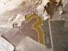 terrazzo alla veneziana: esempio decori,