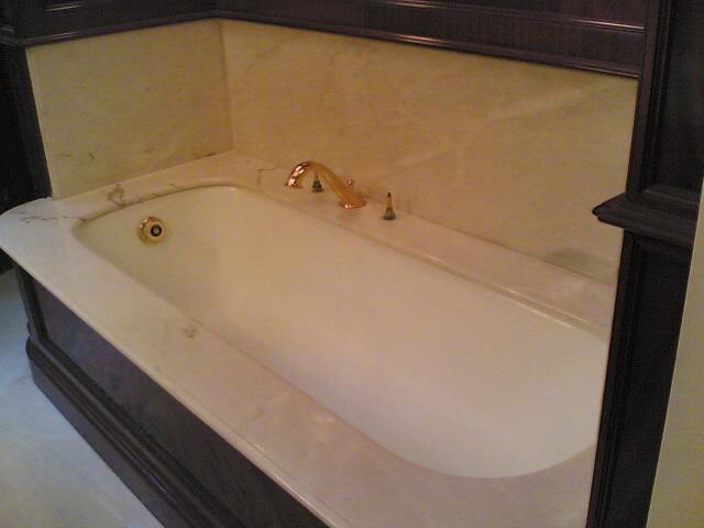 Lucidatura piani bagno e cucina pavimenti a roma - Parquet in bagno e cucina ...