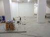 Massetto in cemento per interno: realizzazione-poste-livella-laser