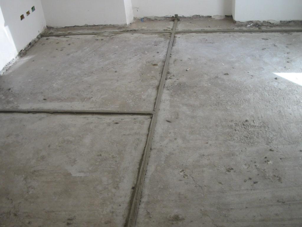 Massetti in cemento per interno Pavimenti a Roma