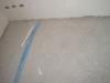 Massetto in cemento per interni: corrugati-scoperti