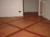 Pavimenti misti: cotto-legno finito,