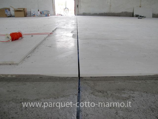 Pavimenti in gres porcellanato pavimenti a roma - Giunti di dilatazione per pavimenti esterni ...