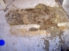 Terrazzo alla veneziana: situazione ante operam