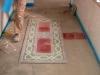 Pavimenti in graniglie: studio per posa decoro,