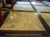 pavimento in Gres Porcellanato: effetto marmo e legno