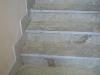 pavimenti in marmo: perlato di sicilia,scale,ante operam,