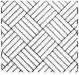 pavimenti in parquet: quadro_diagonale