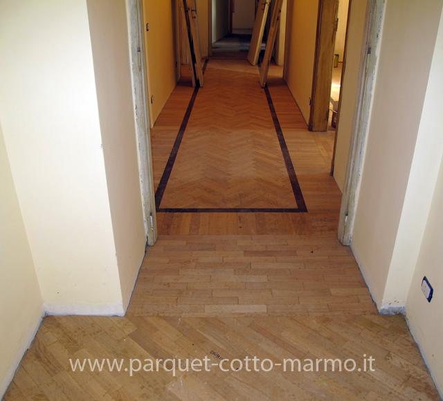 Pavimenti in Parquet Tradizionale - Pavimenti a Roma