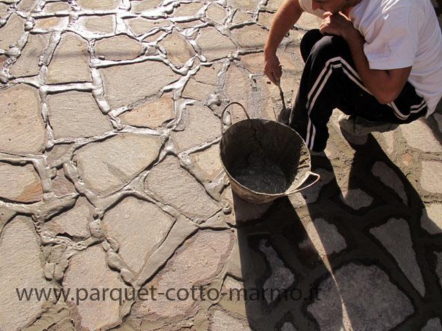 Pavimenti in Porfido: la nostra guida - Pavimenti a Roma