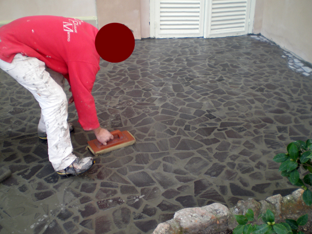 Pavimenti in porfido la nostra guida pavimenti a roma for Costo per livellare il pavimento in casa