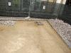 pavimenti in porfido: area di posa per i cubetti porfido