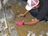 pavimenti in porfido: inizio-posa-cubetti porfido