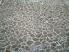pavimenti in porfido: posa opera incerta lastre