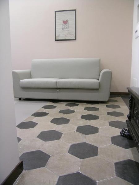 Piastrelle bagno cementine idee creative e innovative for Adesivi per mattonelle