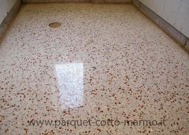 seminato alla veneziana a basso spessore pavimenti a roma