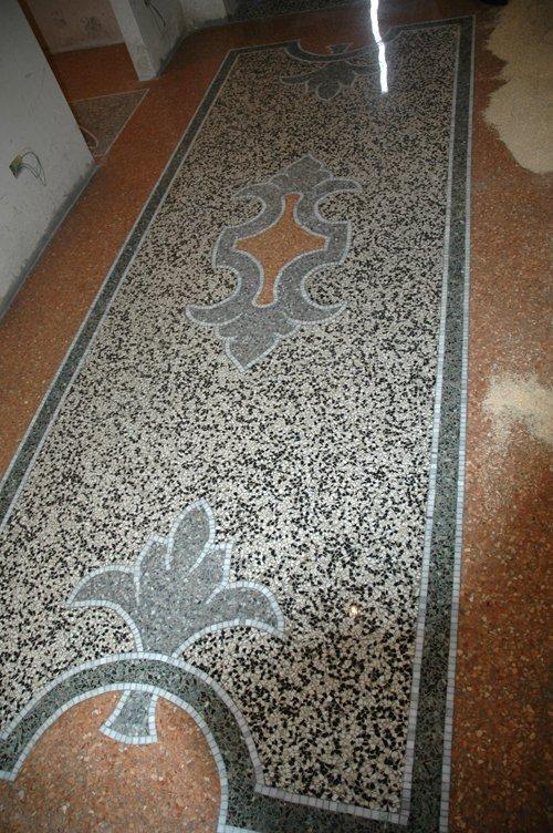 Pavimento veneziano roma la videoguida pavimenti a roma - Marmo veneziano ...