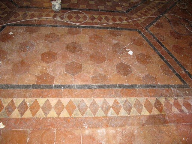 Pavimenti In Cotto Antico : Restauro pavimento in cotto antico pavimenti a roma