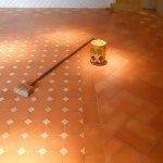 trattamento pavimento cotto -ceratura