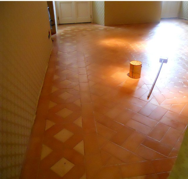 Trattamento pavimento in cotto pavimenti a roma - Parquet trattamento ...