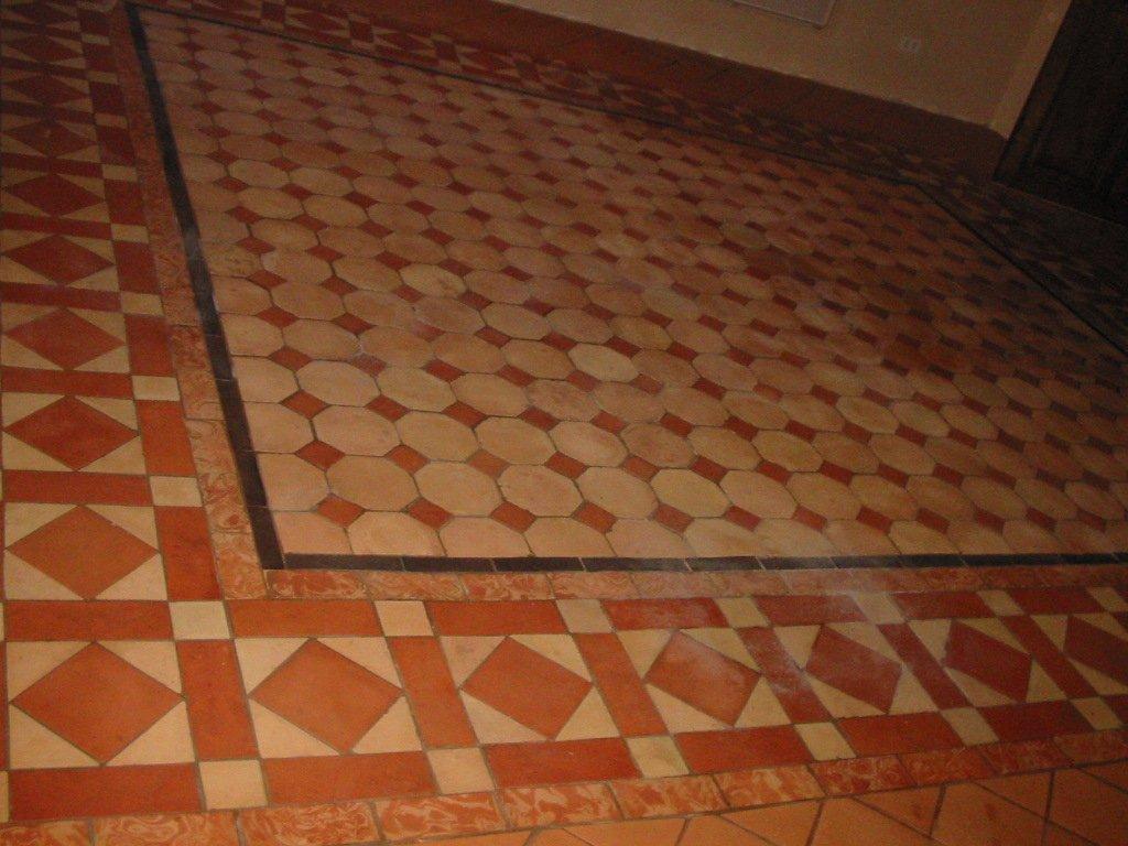 Recupero cotto antico - Pavimenti a Roma