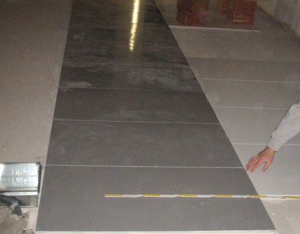 Pavimento agglomerato di marmo