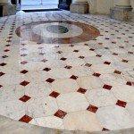 restauro paimento marmo antico