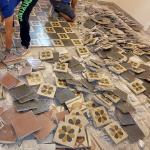 restauro graniglie antiche