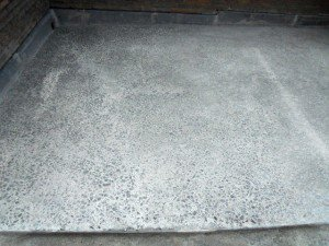 pavimenti per esterni: battuto di basaltina
