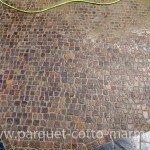 Pavimenti per esterni porfido-cubetti