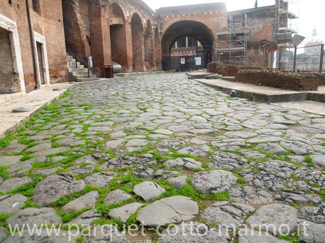Pavimenti per esterni pavimenti a roma - Pavimentazione giardino senza cemento ...