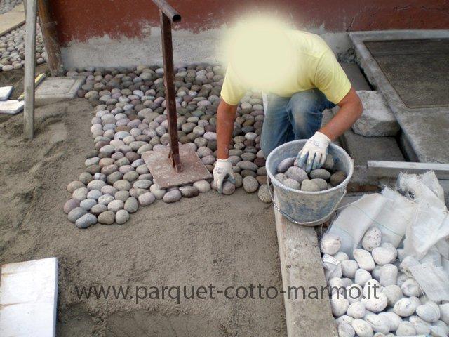 Pavimenti per esterni pavimenti a roma - Posa piastrelle esterno ...