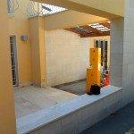 pavimenti per esterno:pietra di modica rivestimento esterno
