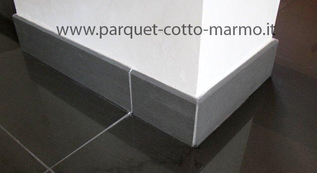 Battiscopa origini curiosit tipologie pavimenti a roma for Zoccolini in pietra