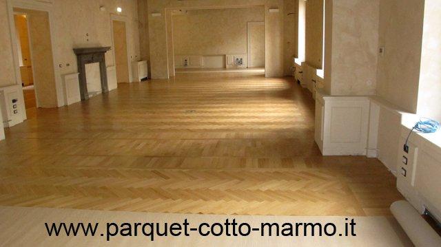 Pavimento in legno – palazzo Odescalchi- Roma