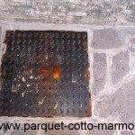 pavimento esterno in porfido