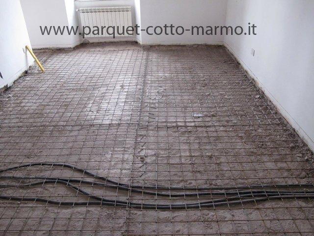 Recupero cementine antiche pavimenti a roma