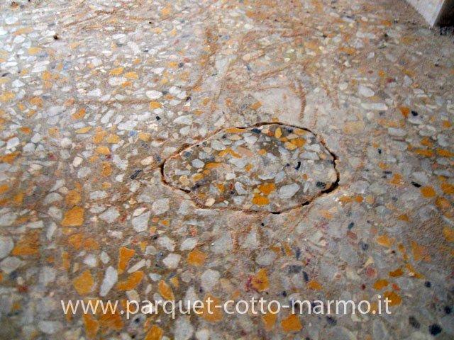 Riparazione pavimento alla veneziana - Pavimenti a Roma