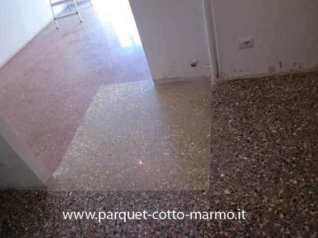 Pavimento terrazzo affordable pavimento terrazzo with pavimento terrazzo cool pavimento - Pavimento terrazzo esterno ...