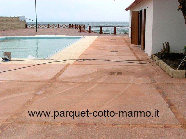 Pavimento per esterno pavimenti a roma - Pavimento in resina per esterno ...