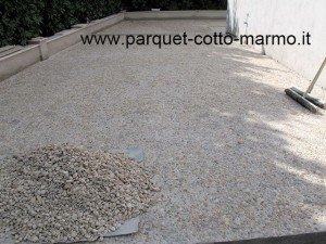 Pavimento per esterno pavimenti a roma - Pavimento in ciottoli esterno ...