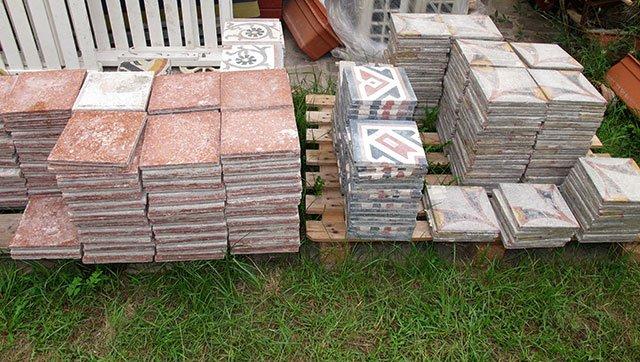 Come recuperare le vecchie graniglie pavimenti a roma - Piastrelle in graniglia prezzi ...