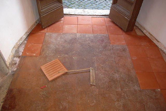 Pavimenti in cotto nobile collegio farmacisti roma 2014 2015 pavimenti a roma - Nuovi pavimenti per interni ...