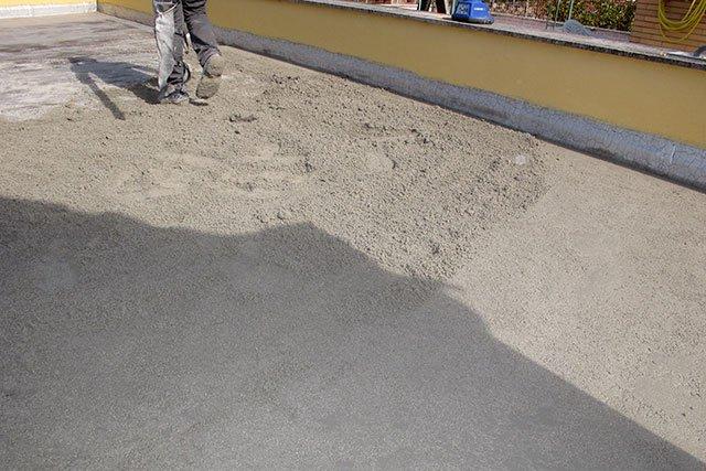 Costo massetto autolivellante al mq cemento armato precompresso - Asciugatura massetto per piastrelle ...