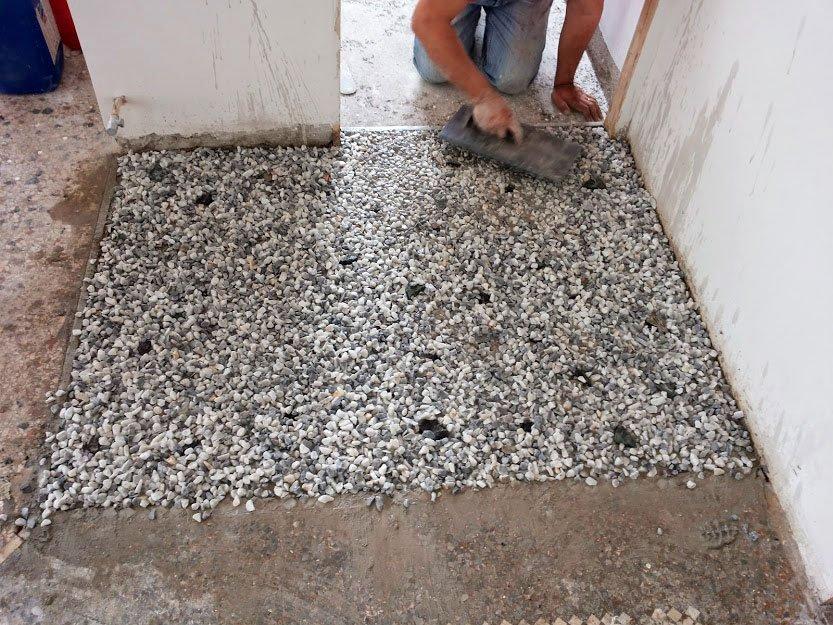 Come riparare pavimenti alla veneziana pavimenti a roma - Marmo veneziano ...