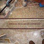 come riparare un pavimento alla veneziana