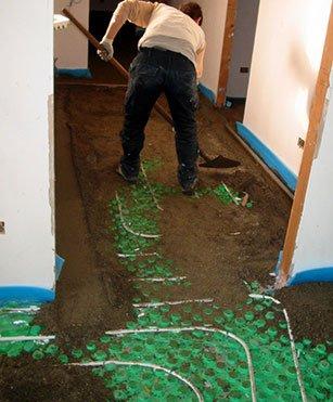 Impianti Di Riscaldamento A Pavimento Quale Massetto