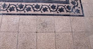 microlevigatura pavimento in graniglie - levigatura invasiva